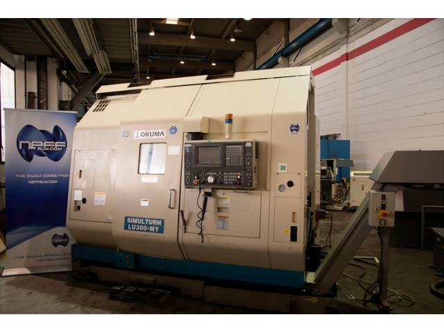 plus d'images Tour Okuma LU - 300MY - 2SC - 600