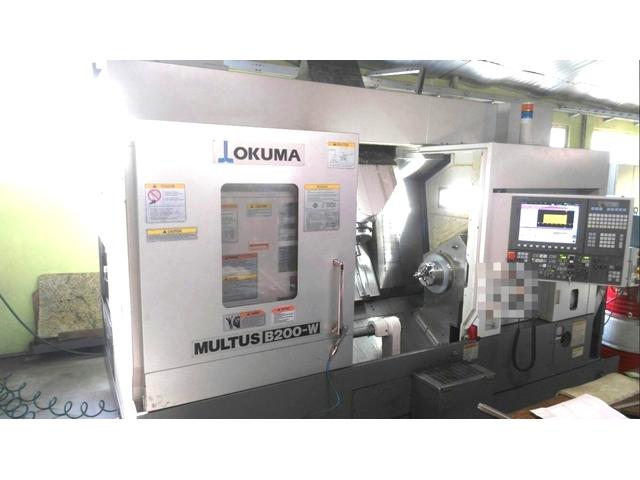plus d'images Tour Okuma Multus B 200 W