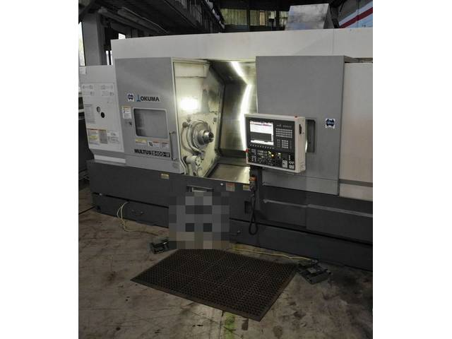plus d'images Tour Okuma Multus B 400 W