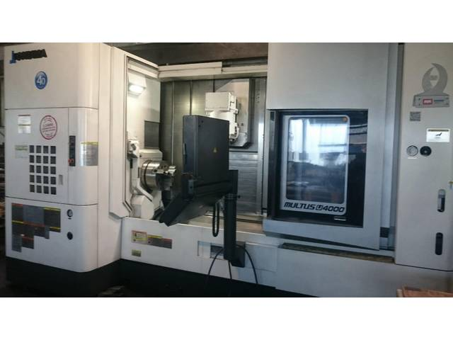 plus d'images Tour Okuma Multus U4000 1SW 1500