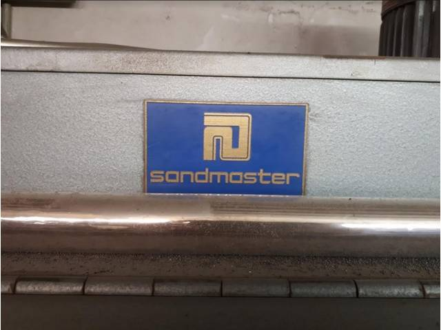 plus d'images Sandmaster 100 D Autres machines