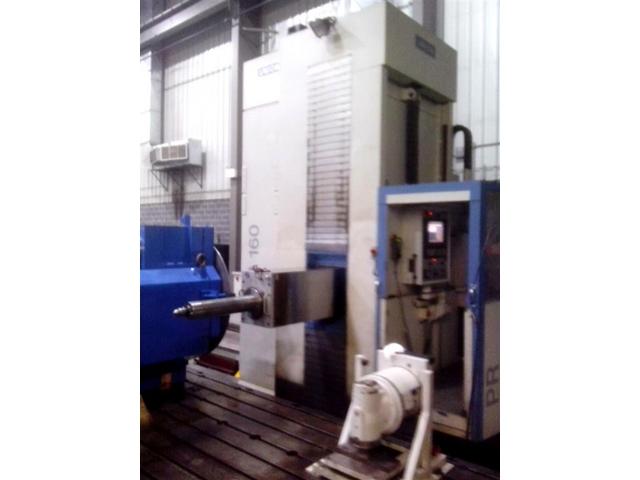 plus d'images Union PCR 160 CNC Aléseuse