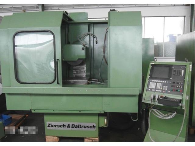 plus d'images Rectifieuse Ziersch & Baltrusch Starline 600 CNC