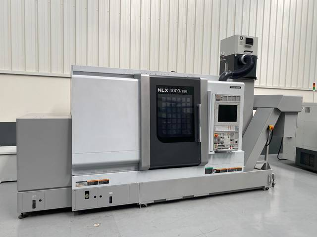plus d'images Tour DMG MORI NLX 4000 BY/750