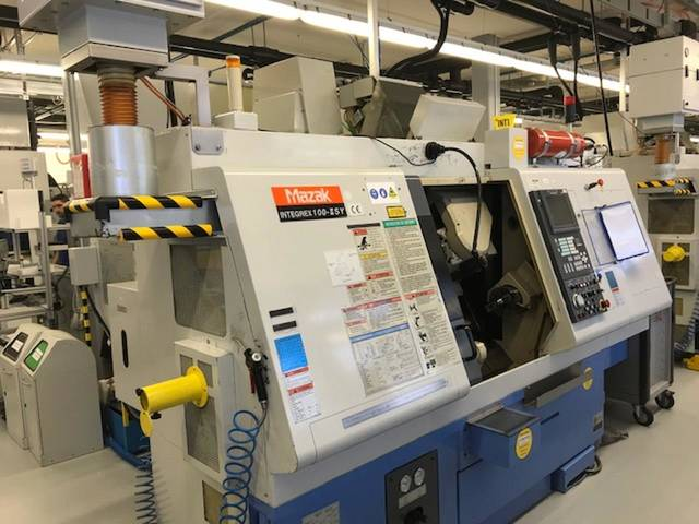 plus d'images Tour Mazak Integrex 100 SY-II