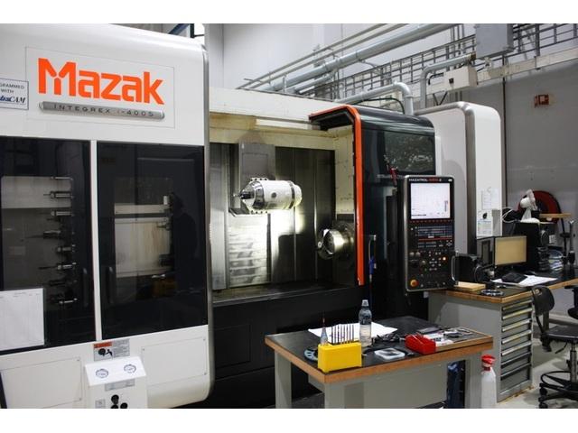 plus d'images Tour Mazak integrex i 400 S  1.500 U