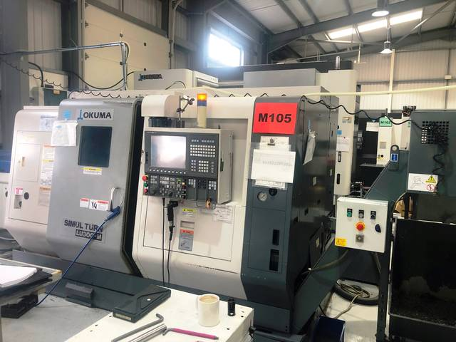 plus d'images Tour Okuma LU 300 M 2SC 600