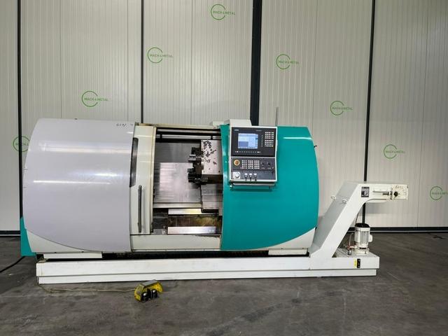 plus d'images Tour TOS SBL 500 CNC